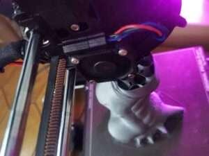 fabrication d'un pénis imprimé en 3D