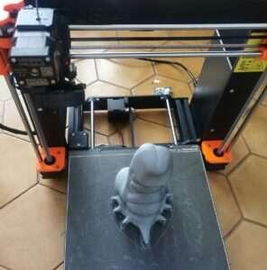 pénis imprimé en 3D
