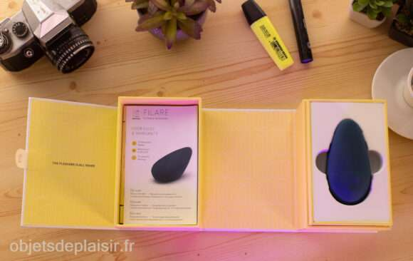 Packaging du Filare Lora DiCarlo